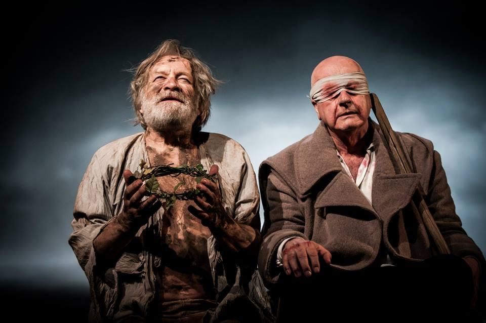 Król Lear. Teatr Polski