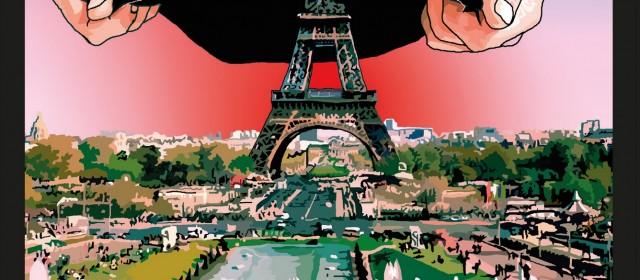 """""""Uległość"""" Michel Houellebecq."""