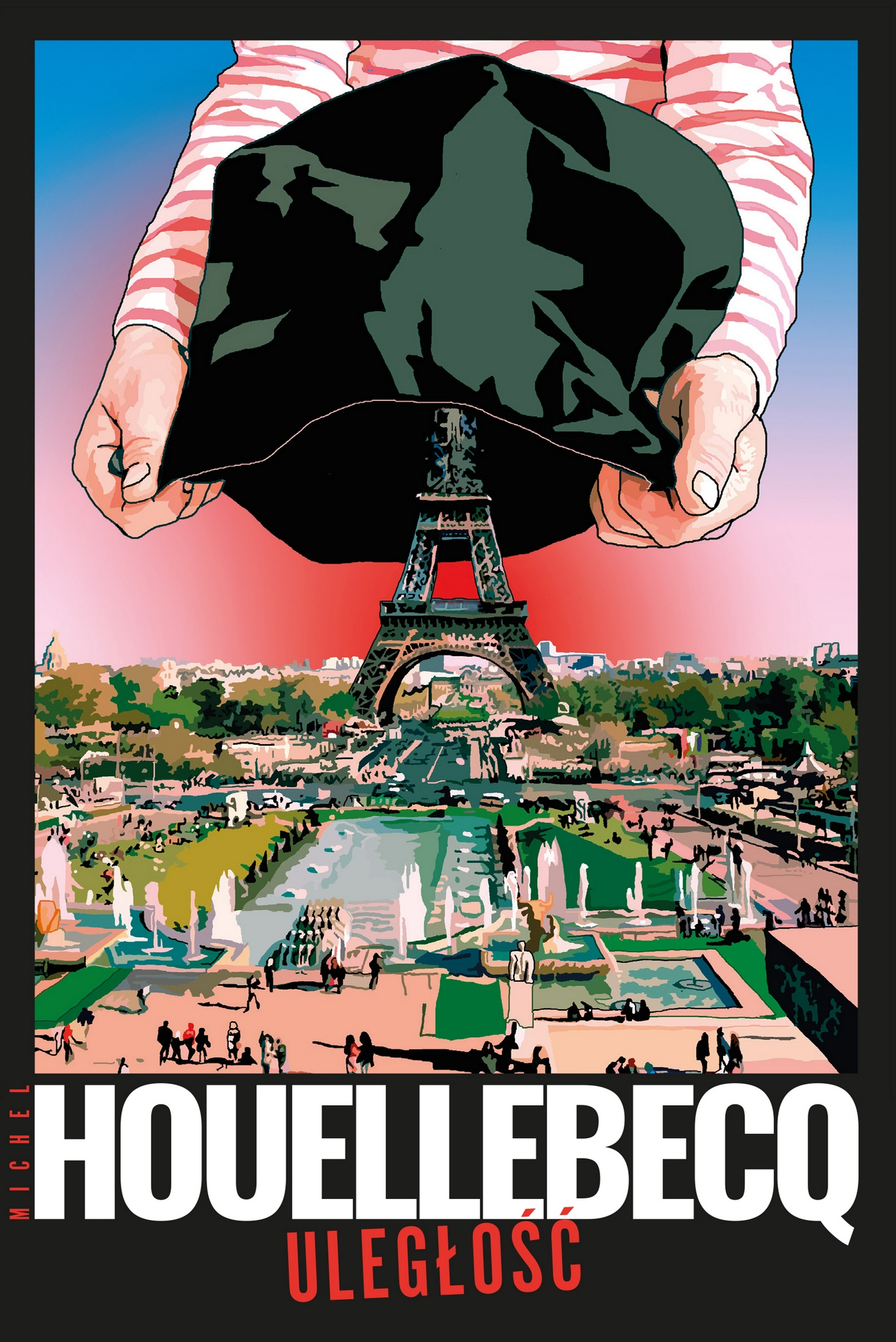 """""""Uległość"""" Michel Houellebecq"""