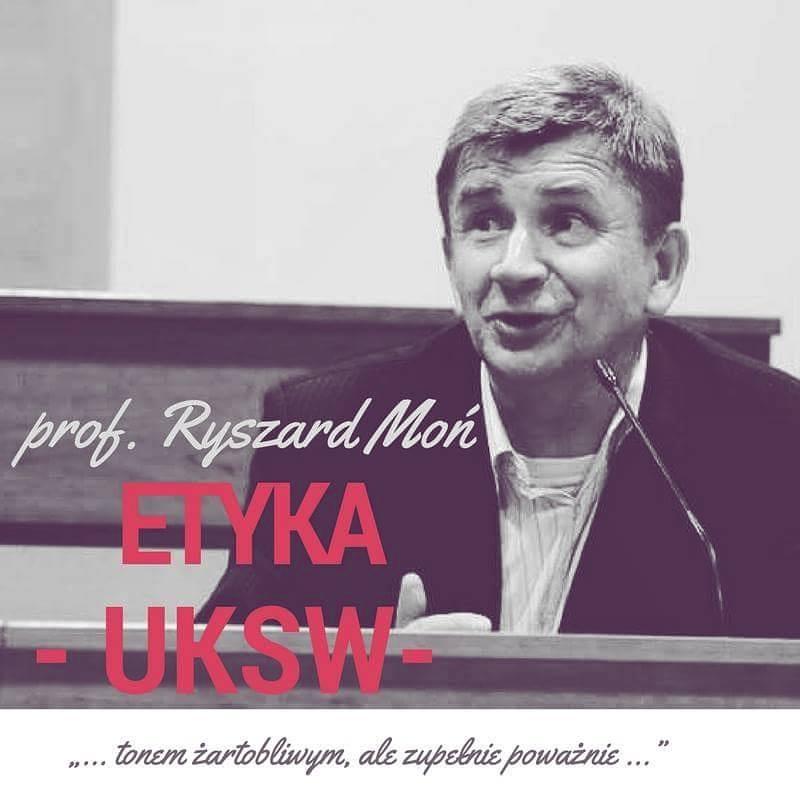 Rozmowa Katarzyny Werkowicz z ks.Prof. Ryszardem Moniem